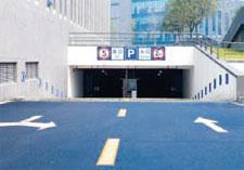 Fizető-parkoló rendszer, fizető parkolás
