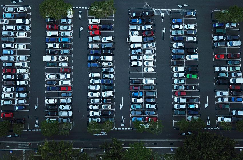 ParkControl® fizető parkoló rendszer